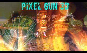 Pixel Gun 3D Wallpaper