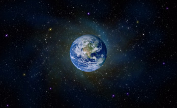 Planet Earth Wallpaper