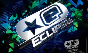 Planet Eclipse Wallpaper