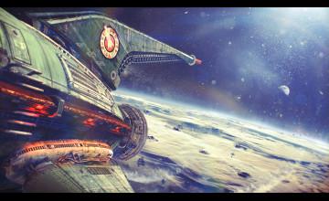 Planet Express Wallpaper