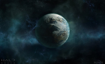 Planet Reach Wallpaper