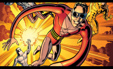 Plastic Man Wallpapers