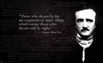 Poe\'s Wallpaper