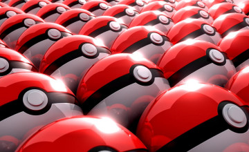 Pokeball Wallpaper HD