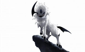 Pokemon Absol Wallpaper