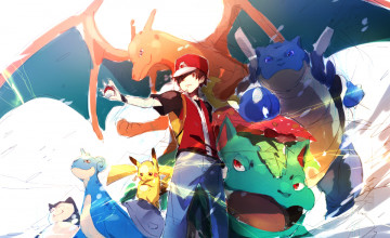 Pokemon HD Wallpaper Maker