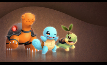 Pokemon HD Wallpapers 1080p