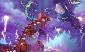 Pokemon Legendarios Wallpaper HD