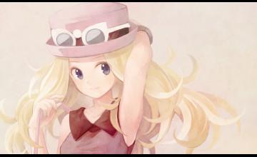 Pokemon Serena Wallpaper
