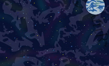 Pokemon Space Background