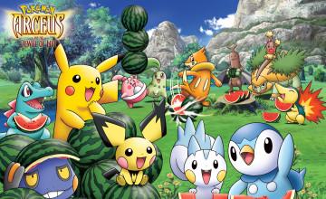 Pokemon Wallpapers Maker