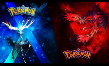 Pokemon X and Y Wallpaper