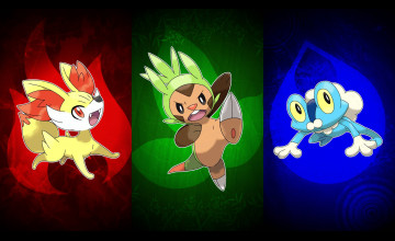 Pokemon X Y Wallpaper