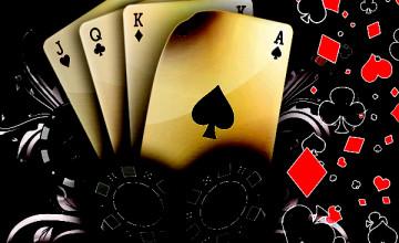 Poker Cards Wallpaper