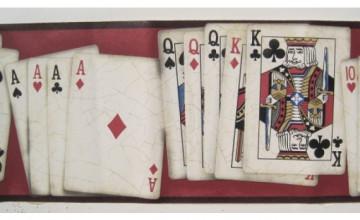 Poker Wallpaper Border