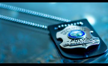 Police Badge Wallpaper