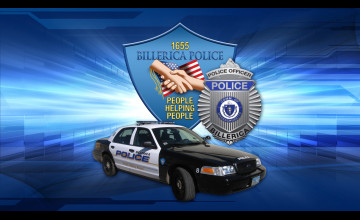 Police K9 Wallpaper