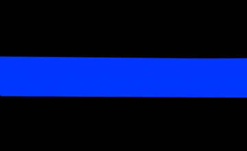 Police Thin Blue Line Wallpaper