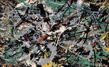 Pollock Backgrounds