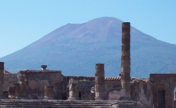 Pompeii Background