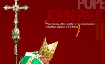 Pope John Paul II Wallpapers