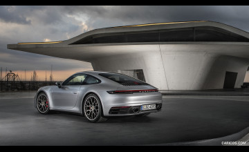 Porsche 911 Carrera 2020 Wallpapers