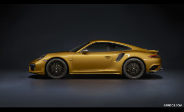 Porsche 911 Turbo S Wallpapers