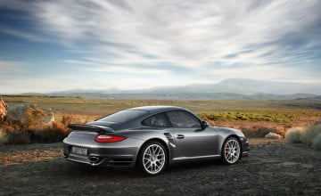 Porsche 911 Turbo Wallpaper