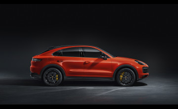 Porsche Cayenne Coupe 2019 Wallpapers