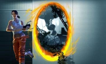 Portal 2 Wallpaper 1080p