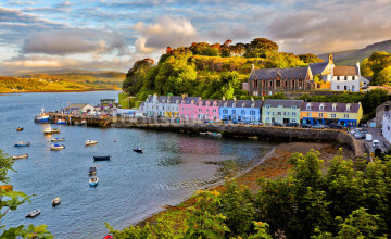 Portree Wallpaper