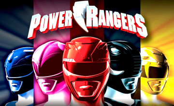 Power Rangers Desktop Wallpaper