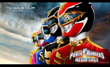 Power Rangers HD Wallpaper