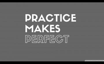 Practice Wallpaper