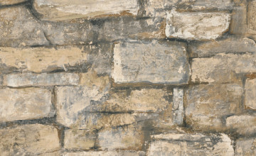 Prepasted Stone Wallpaper