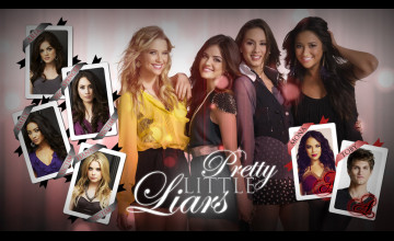 Pretty Little Liars Desktop Wallpaper