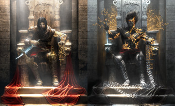 Prince Of Persia The Two Thrones Wallpaper HD