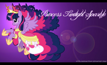 Princess Twilight Wallpaper MLP
