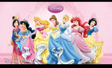 Princess Wallpapers Disney