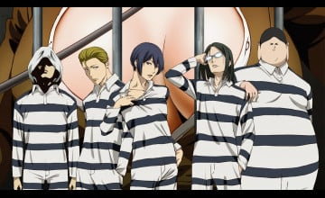 Prison School Wallpaper