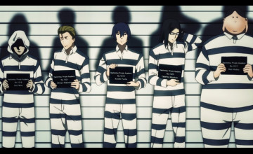 Prison School Wallpapers