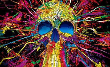 Psychedelic Desktop Wallpaper HD