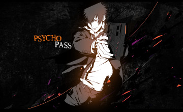 Psycho Pass Wallpaper HD