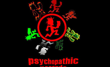 Psychopathic Records Wallpaper