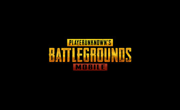 PUBG Mobile Logo Wallpapers