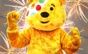 Pudsey Wallpaper