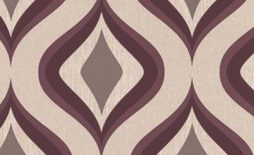 Purple Geometric Wallpaper