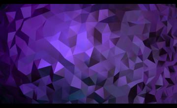 Purple Geometric Wallpapers