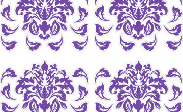 Purple Peel and Stick Wallpaper