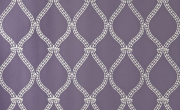 Purple Trellis Wallpaper